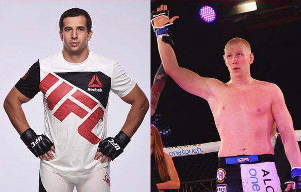 Картинки по запросу Дмитрий Смоляков-Адам Вечорек. UFC 214
