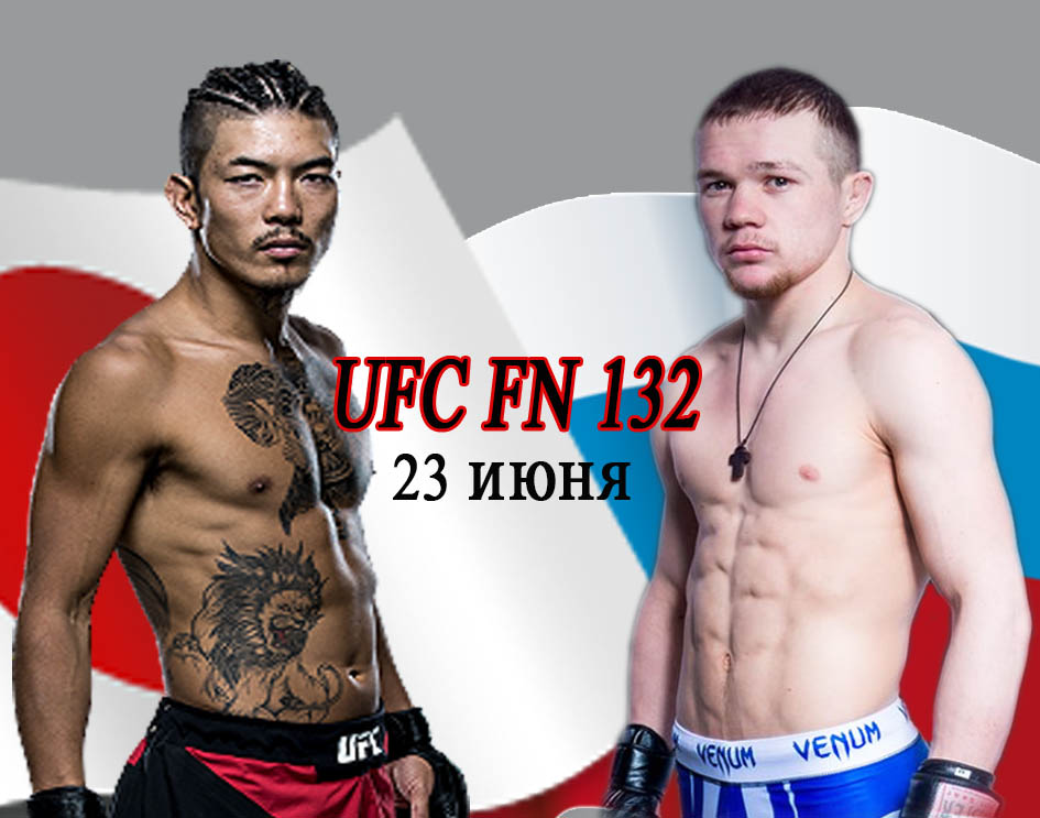 Бой  Петр Ян vs. Теруто Ишихара на UFC Fight Night 132
